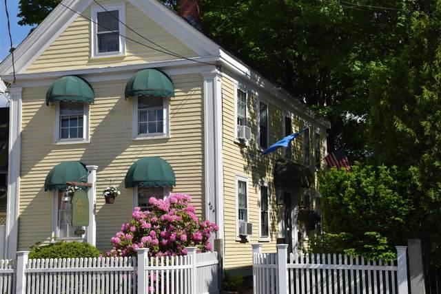 404 Islington Street, Portsmouth, NH 03801 (MLS #4860618) :: Signature Properties of Vermont