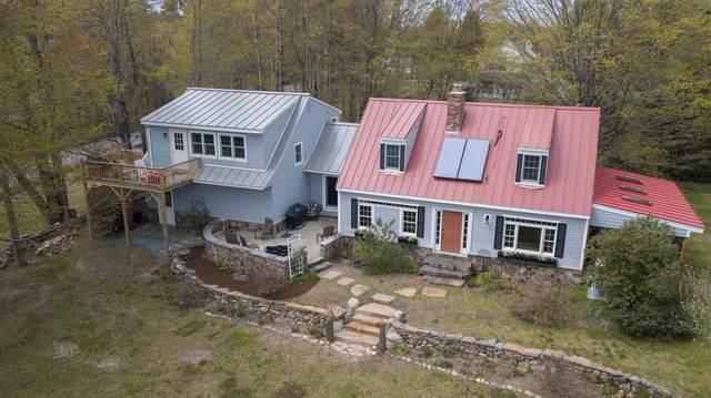 186 E Mountain Road, Newport, NH 03773 (MLS #4860624) :: Signature Properties of Vermont