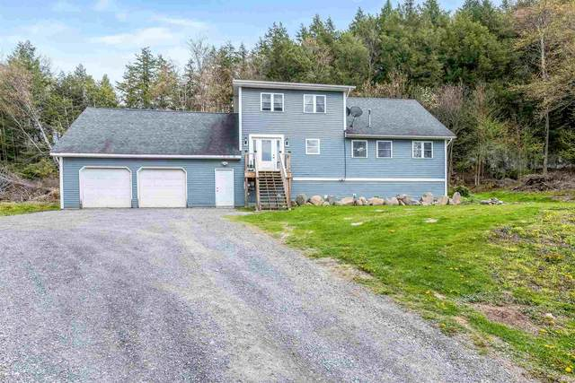 139 Tabor Hill Road, Fairfax, VT 05454 (MLS #4860629) :: Signature Properties of Vermont