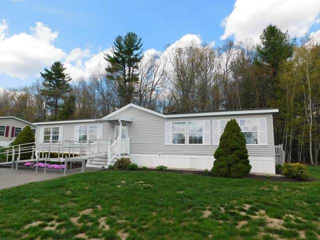 38 Constitution Way, Dover, NH 03820 (MLS #4860630) :: The Hammond Team