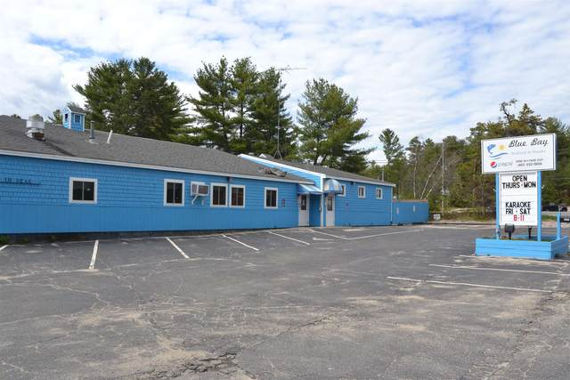 3381 Province Lake Road, Wakefield, NH 03830 (MLS #4860647) :: Signature Properties of Vermont