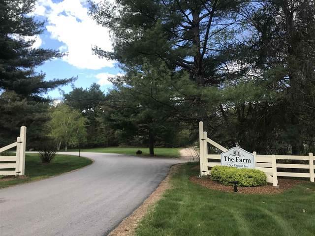 24 Farm At New England Inn Road #19, Bartlett, NH 03812 (MLS #4860686) :: The Hammond Team