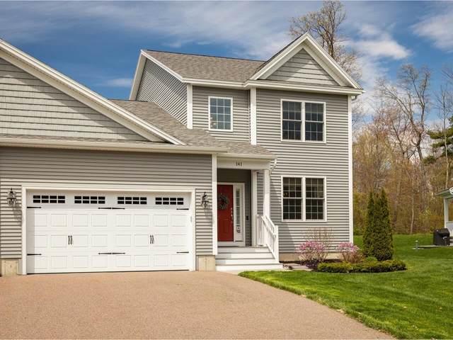 141 Waterlefe Way, Colchester, VT 05446 (MLS #4860709) :: Signature Properties of Vermont