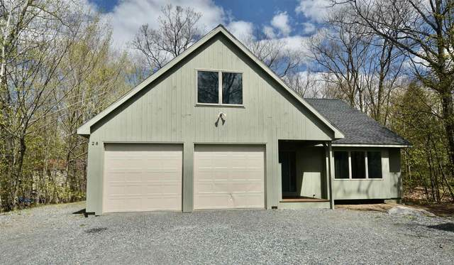 28 Slalom Drive, Grantham, NH 03753 (MLS #4860718) :: Signature Properties of Vermont