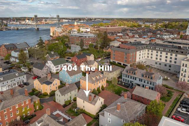 404 The Hill Court 8-3, Portsmouth, NH 03801 (MLS #4860728) :: The Hammond Team