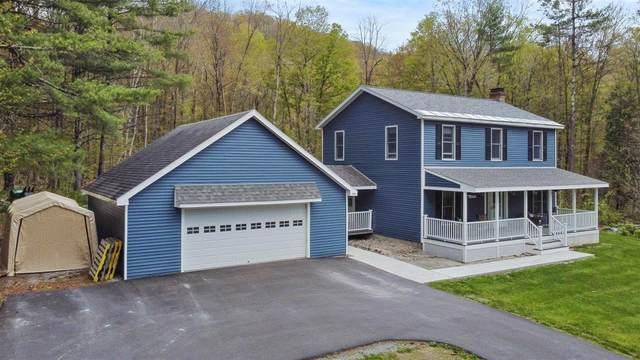 293 Fox Hill Road, Shaftsbury, VT 05262 (MLS #4860783) :: Signature Properties of Vermont