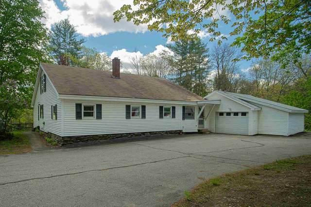 9 Houghton Brook Road, Dummerston, VT 05301 (MLS #4860793) :: Signature Properties of Vermont