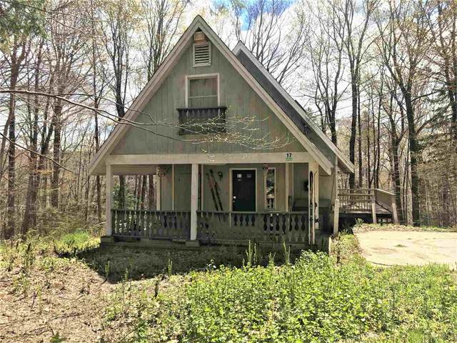 17 Fischer Lane A 67, Wilmington, VT 05363 (MLS #4860824) :: Signature Properties of Vermont