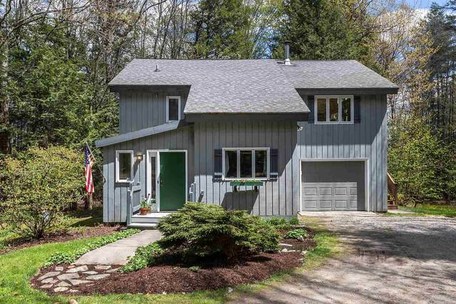 33 Burnt Hill Road, Winhall, VT 05340 (MLS #4860841) :: Signature Properties of Vermont