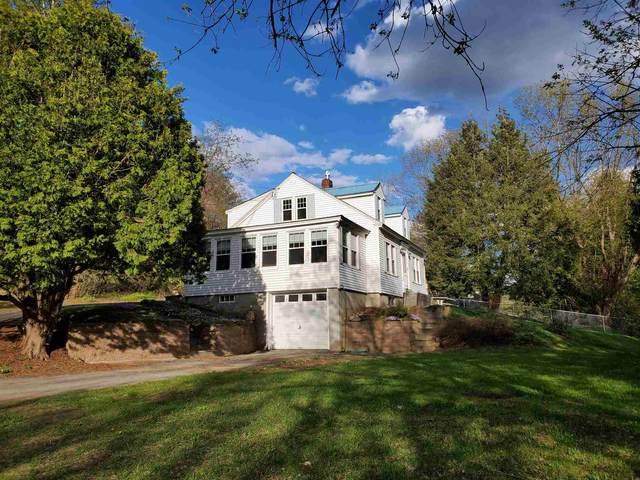 41 Fairground Heights, Springfield, VT 05156 (MLS #4860889) :: Signature Properties of Vermont