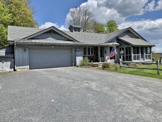 741 Chester Road, Springfield, VT 05156 (MLS #4860890) :: Signature Properties of Vermont