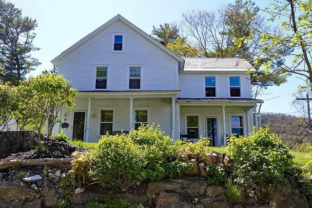 9 Gibbs Street, Proctor, VT 05765 (MLS #4860898) :: Signature Properties of Vermont