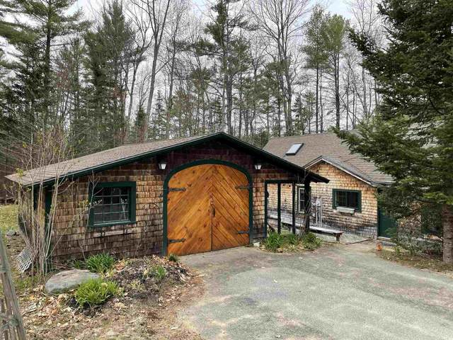 603 Gilmore Pond Road, Jaffrey, NH 03452 (MLS #4860929) :: Signature Properties of Vermont