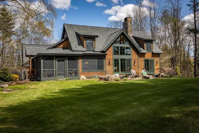 11 Lake Road, Winhall, VT 05304 (MLS #4860933) :: Signature Properties of Vermont