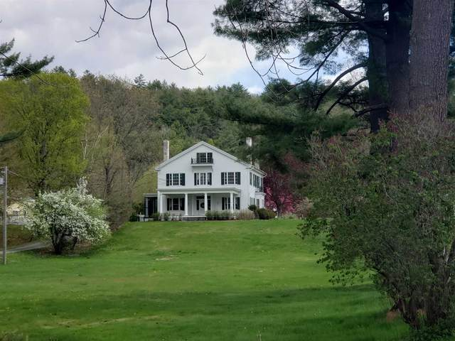582 Route 10N, Orford, NH 03777 (MLS #4860943) :: The Hammond Team
