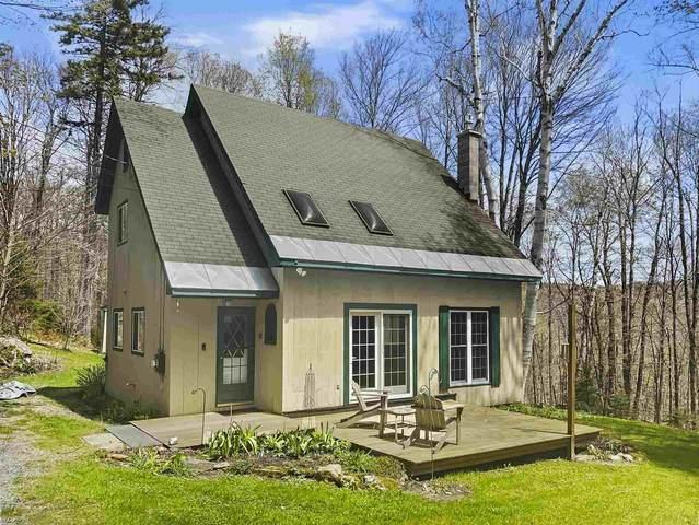 21 Fischer Lane, Wilmington, VT 05363 (MLS #4860945) :: Signature Properties of Vermont