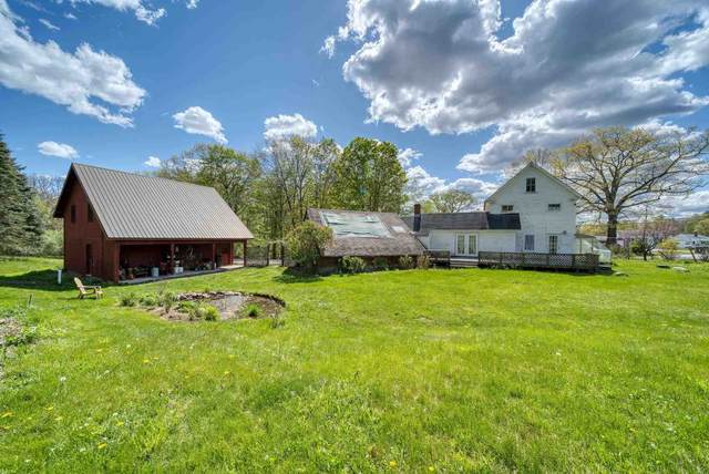 20 Goodell Road, Antrim, NH 03440 (MLS #4860948) :: Signature Properties of Vermont