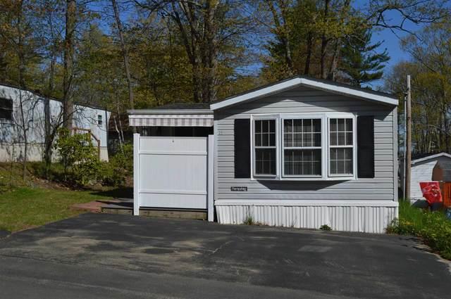 139 Rockingham Road #22, Derry, NH 03038 (MLS #4860957) :: Signature Properties of Vermont