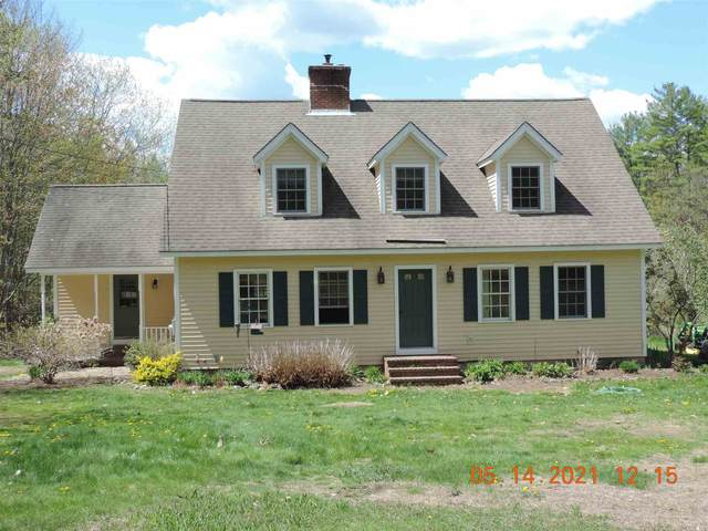 267 Morrill Road, Canterbury, NH 03224 (MLS #4860960) :: Signature Properties of Vermont