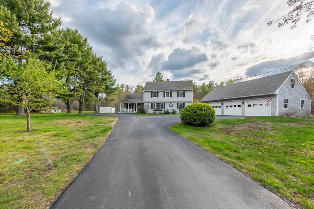 478 Knights Hill Road, New London, NH 03257 (MLS #4860963) :: Signature Properties of Vermont