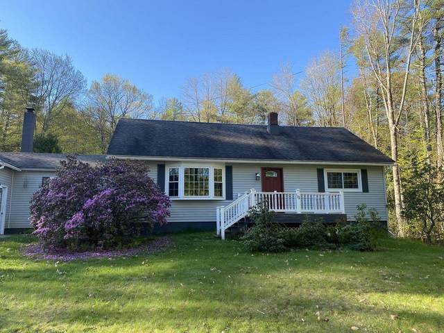 12 Jackson Hill Road, Chesterfield, NH 03443 (MLS #4860972) :: Signature Properties of Vermont