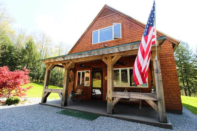 308 Shady Pines Road #16, Sunderland, VT 05250 (MLS #4860994) :: Signature Properties of Vermont