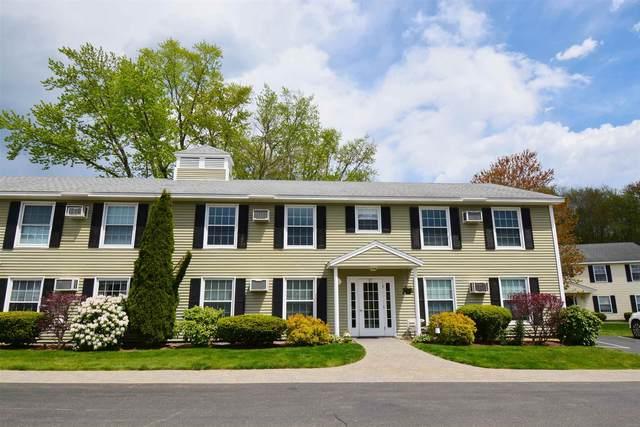 87 Winnacunnet Road #7, Hampton, NH 03842 (MLS #4861009) :: Lajoie Home Team at Keller Williams Gateway Realty