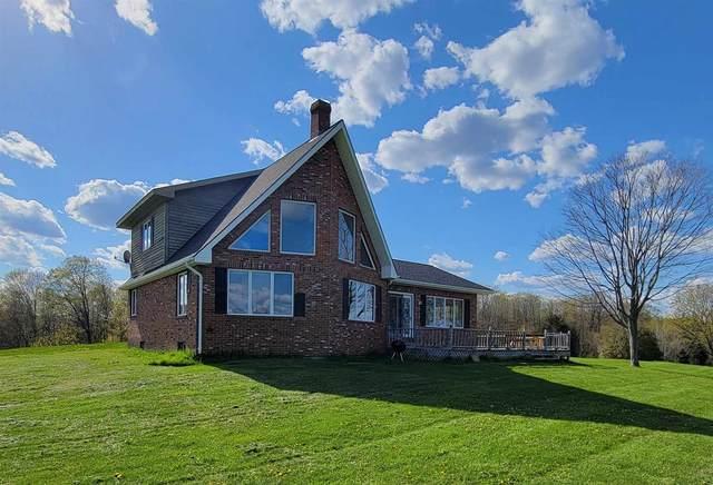 156 Ridgetop Lane, Lyndon, VT 05851 (MLS #4861027) :: Signature Properties of Vermont