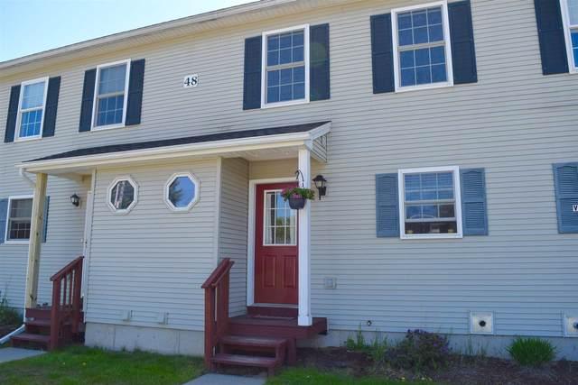 48 Colonial Road #104, Fairfax, VT 05454 (MLS #4861054) :: Signature Properties of Vermont