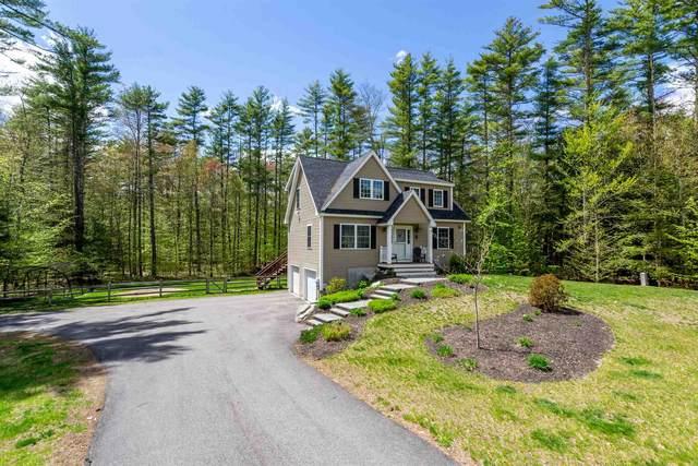 15 Maya's Way, Newmarket, NH 03857 (MLS #4861079) :: Signature Properties of Vermont