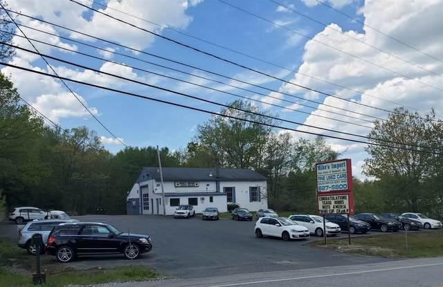 196 Londonderry Turnpike, Hooksett, NH 03106 (MLS #4861200) :: Keller Williams Realty Metropolitan