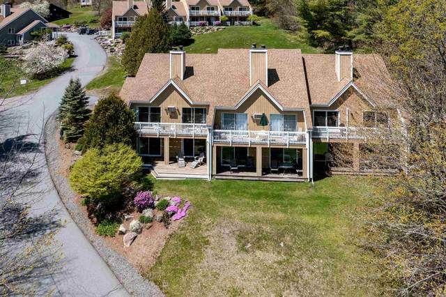 110 Mountainside Drive J103, Stowe, VT 05672 (MLS #4861245) :: The Hammond Team