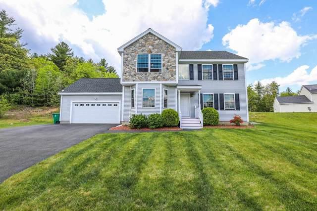 9 Tamora Court, Nashua, NH 03062 (MLS #4861300) :: Signature Properties of Vermont