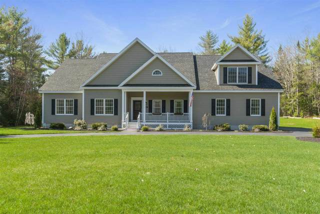 30 Mountain Shadows Drive, Tuftonboro, NH 03850 (MLS #4861399) :: Jim Knowlton Home Team