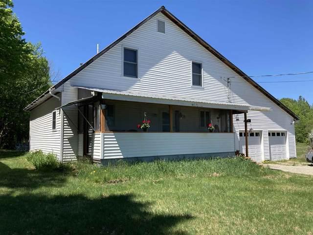 2973 Underpass Road, Sutton, VT 05867 (MLS #4862681) :: The Gardner Group