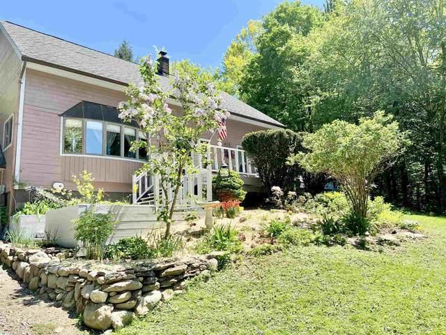 43 Cloverdale Road, Underhill, VT 05489 (MLS #4862981) :: Signature Properties of Vermont