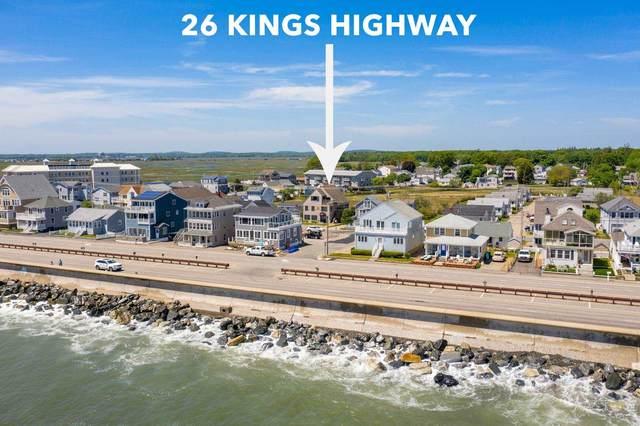 26 Kings Highway, Hampton, NH 03842 (MLS #4863067) :: Signature Properties of Vermont