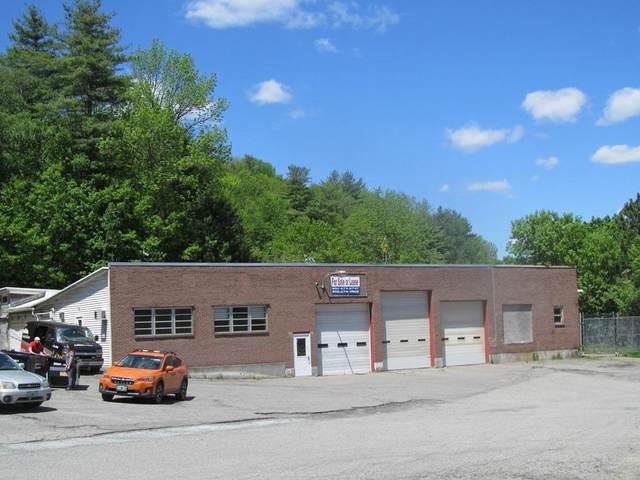 50 Woodstock Road, Hartford, VT 05001 (MLS #4863099) :: Team Tringali
