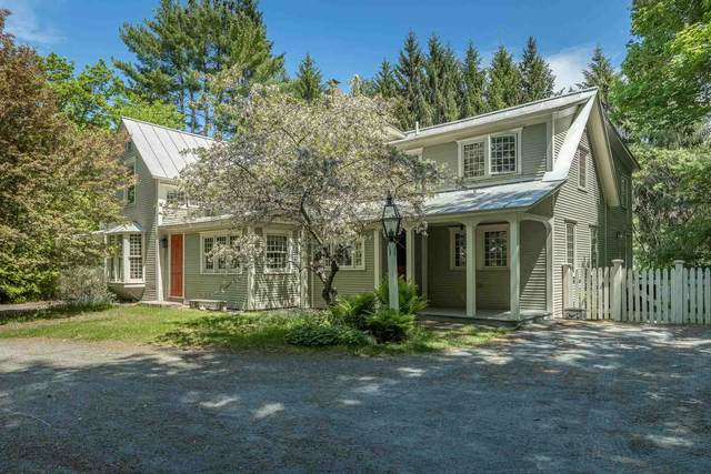 120 S. Main Street, Hanover, NH 03755 (MLS #4863212) :: Hergenrother Realty Group Vermont