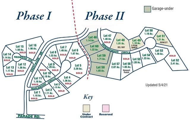 Lot 57 Hickorywood Circle, Meredith, NH 03253 (MLS #4863278) :: Team Tringali