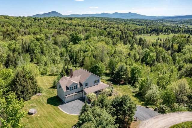 487 Mountain Estates Drive, Hyde Park, VT 05655 (MLS #4863598) :: The Hammond Team