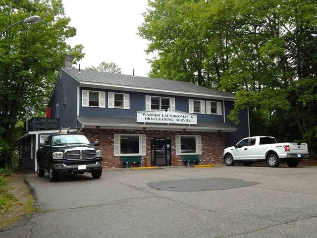 16 Depot Street, Warner, NH 03278 (MLS #4863645) :: Team Tringali