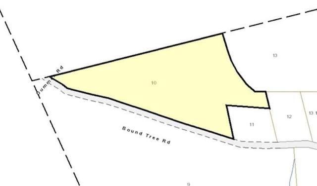 Lot 10 Bound Tree Road, Hopkinton, NH 03229 (MLS #4863671) :: Jim Knowlton Home Team