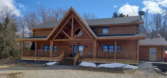 48 Old Route 9, Searsburg, VT 05363 (MLS #4863678) :: The Hammond Team