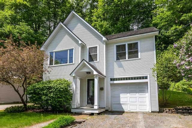 63 South Street, Woodstock, VT 05091 (MLS #4863825) :: Signature Properties of Vermont