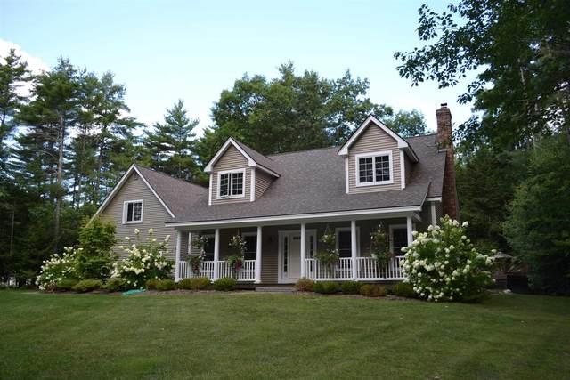 9 Pine Mill Drive, Tuftonboro, NH 03816 (MLS #4863900) :: Keller Williams Coastal Realty