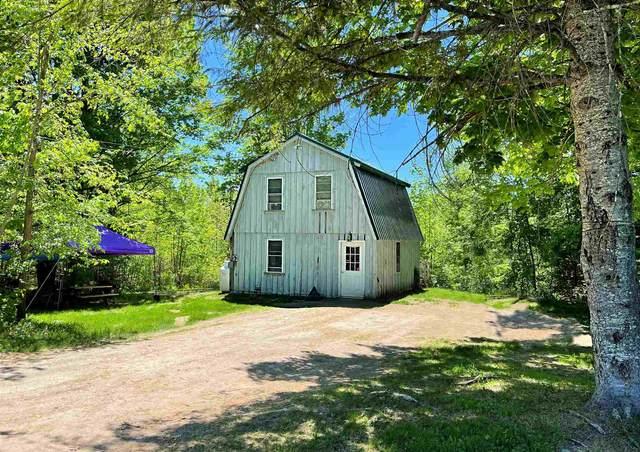 93 Burke Green Road, Burke, VT 05832 (MLS #4863947) :: Signature Properties of Vermont