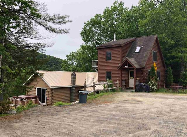 943 Daniel Webster Highway, Woodstock, NH 03293 (MLS #4863990) :: Signature Properties of Vermont
