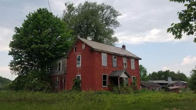 832 Town Farm Road, Brandon, VT 05733 (MLS #4864085) :: The Gardner Group