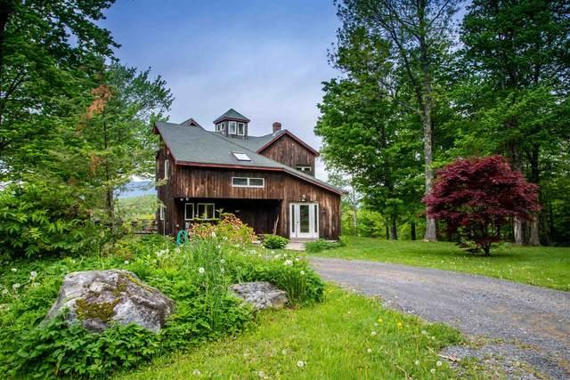 50 Alberts Lane, Warren, VT 05674 (MLS #4864107) :: Signature Properties of Vermont